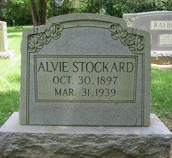 Alvie <I>Brewer</I> Stockard