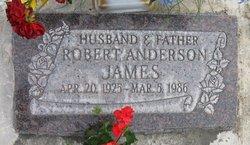 Robert Anderson James