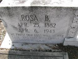 Rosa Bell <I>Smithart</I> Bodie