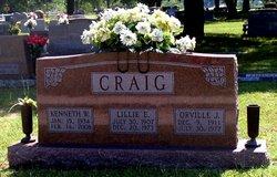 Kenneth W. Craig