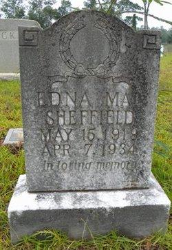 Edna Mae Sheffield