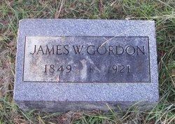 Dr James Washington Gordon