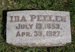 Ida Josephine <I>Peeler</I> Wulfjen