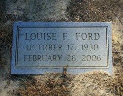 Emma Louise <I>Fogle</I> Ford