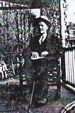 Rev Frederick Harvey