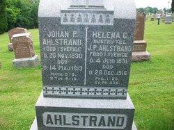 Johan Peter Ahlstrand