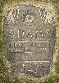 Bernice V Adams