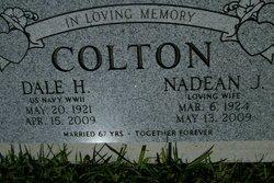 Nadean Jennie <I>Gatton</I> Colton