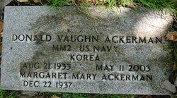 Donald Vaughn Ackerman