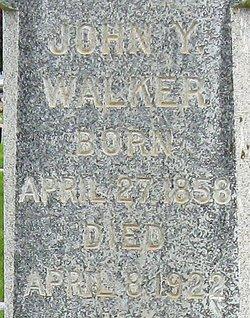 John Young Walker