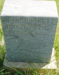 William Henry Brockett