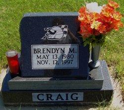 Brendyn M Craig