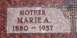 Marie A <I>Raaum</I> Hillestad