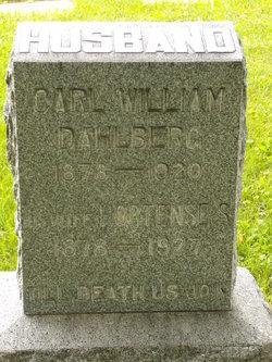 Carl William Dahlberg