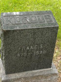 Francis Korous