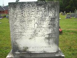 Pvt William M Burton