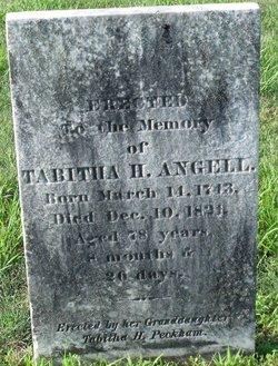 Tabitha <I>Harris</I> Angell