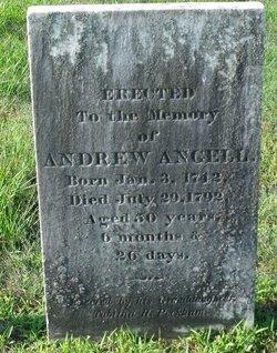 Andrew Angell