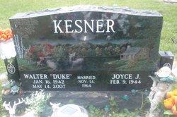 """Walter Dale """"Duke"""" Kesner"""