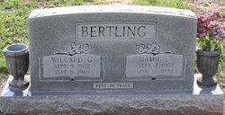 Mamie L Bertling