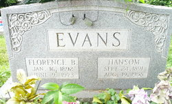Hansom Evans