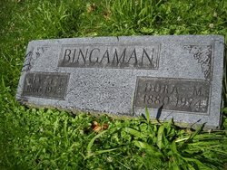 Rev James Franklin Bingaman