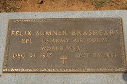 Felix Sumner Brashears