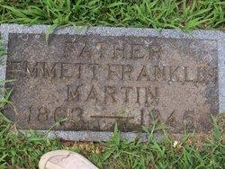 Emmett Franklin Martin