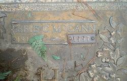 Ebbie Camella <I>McCann</I> DeLoach