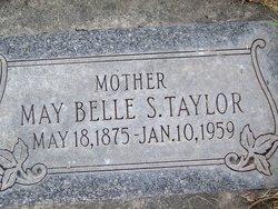 May Belle <I>Shaw</I> Taylor