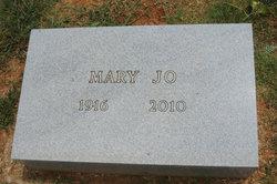 Mary Jo <I>Boomer</I> Brashears