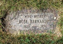Rose <I>Orozco</I> Hernandez