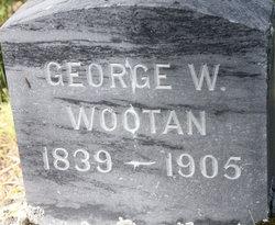 George W Wootan