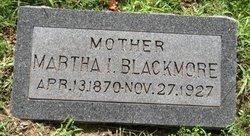 Martha I <I>Hardy</I> Blackmore