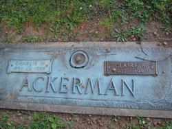 Charlie Woodson Ackerman