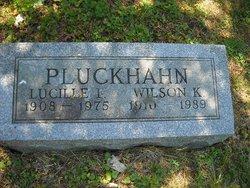 Wilson K. Pluckhahn