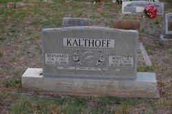 Bernhard Kalthoff