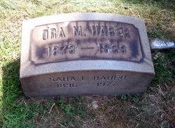 "Martha Orleana Rankin ""Ora"" <I>Mehard</I> Haber"