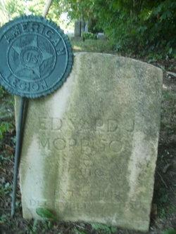 Edward J Morrison