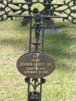 Fr Stephen G. Goetz