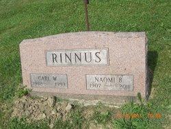 Carl W Rinnus