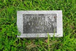 Garret S Arbegust