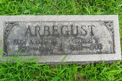 George W Arbegust