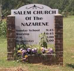 Salem Church of the Nazarene Cemetery
