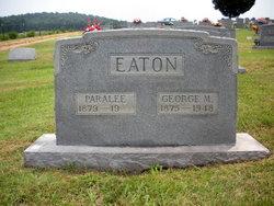 George M. Eaton