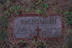 Eva Lillian <I>Byrnes</I> Wachsmuth
