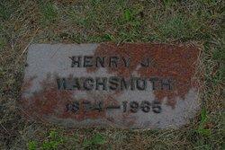 Henry Julian Wachsmuth