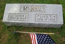 Lucie Claire <I>Hoodlet</I> McKee