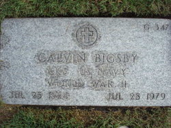 Calvin Bigsby