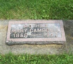 Mary Matilda <I>Mulholland</I> Campbell